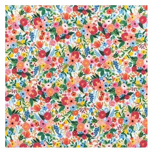 VISCOSE petite garden party pink rifle paper co