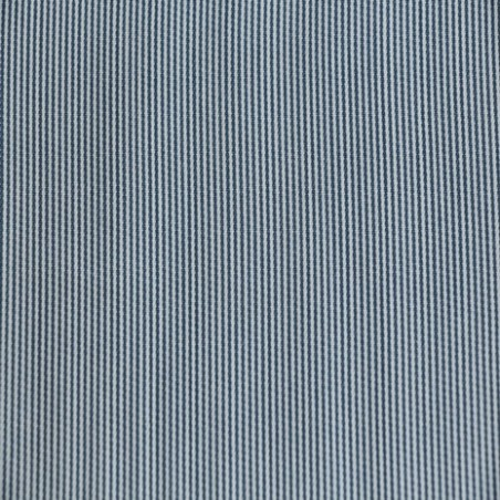 viscose stripes blue navy