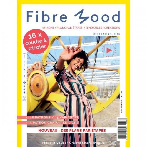 FIBREMOOD magazine numéro 3
