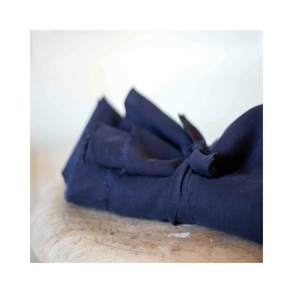 tencel et lin navy meetmilk