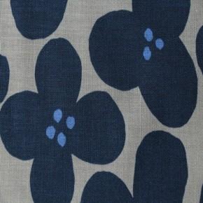 coton épais big flowers kokka