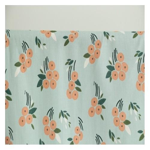 buck's oak blue - cloud9 fabrics