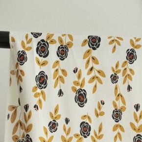 rose treillis white - cloud9 fabrics