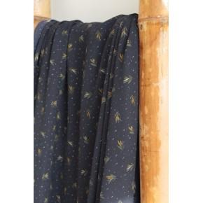tissu crepe polyester épi