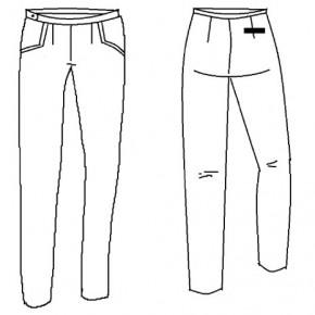 Pantalon Loulou Maison Fauve