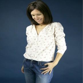 blouse harmonie - atelier scammit