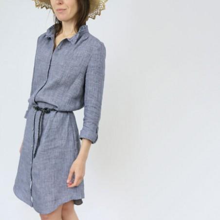 Robe chemise Atelier Scammit