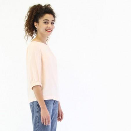 Patron blouse Joy