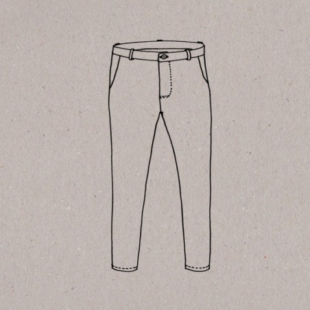 Pantalon Chino Aime comme Marie