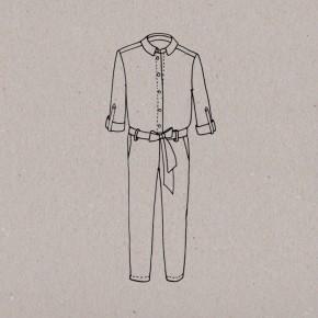 patron de couture combinaison