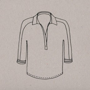Patron blouse Aime comme Merveilleuse