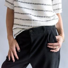 pantalon aime comme mince alors