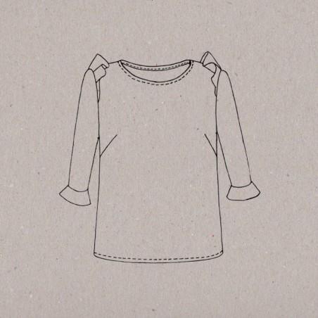 patron de couture blouse