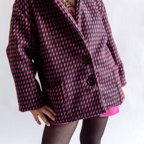 Patron de couture veste enfant