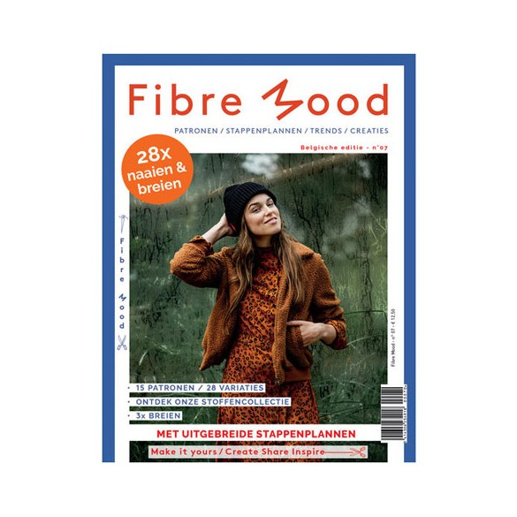 Magazine Fibre Mood édition 7