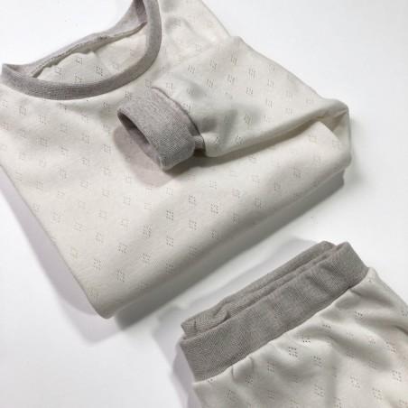 Pyjama mixte Sacha - Ikatee