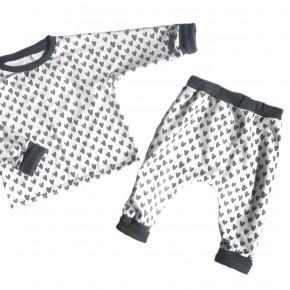 patron de pyjama ikatee