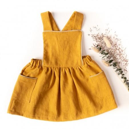 robe milano bébé - ikatee