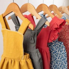 patron de couture robe tablier