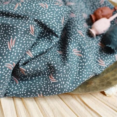 crêpe de viscose dune smokey - atelier brunette