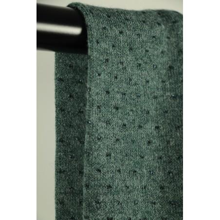 tissu lainage très fin ajourée