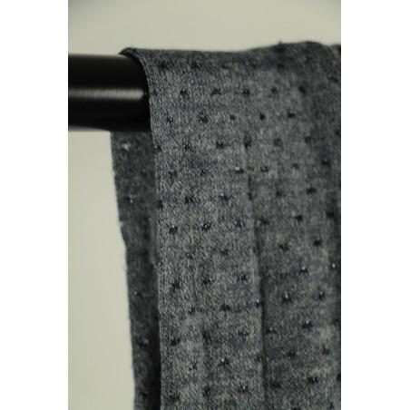 tissu maille fine ajourée